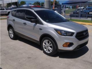 Ford Escape 2018 silver, Ford Puerto Rico