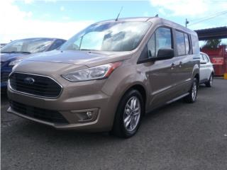 FORD TRANSIT XLT CONNECT 2019 7 PASAJEROS, Ford Puerto Rico