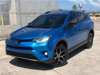 TOYOTA RAV-4 SE 2017 ¡ESPECTACULAR!, Toyota Puerto Rico