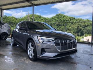 2019 Audi e-tron 55 , Audi Puerto Rico