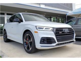 Audi SQ5 Prestige 2019, Audi Puerto Rico