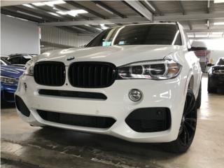 BMW X-5 (X DRIVE 40e) 2018, BMW Puerto Rico