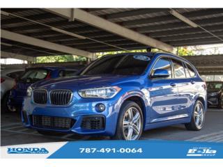 BMW X1 2017, BMW Puerto Rico