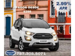 **FORD ECOSPORT 2020 $19495 LIQUIDACION*, Ford Puerto Rico