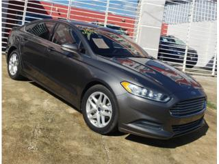 FORD FUSION 2014, Ford Puerto Rico