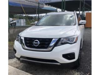 2018 Nissan Pathfinder Solo 35k Millas, Nissan Puerto Rico