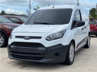 Transit Connect Cargo XL, Ford Puerto Rico