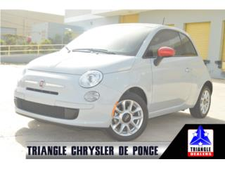 2017 Fiat 500 Pop, T7579832, Fiat Puerto Rico