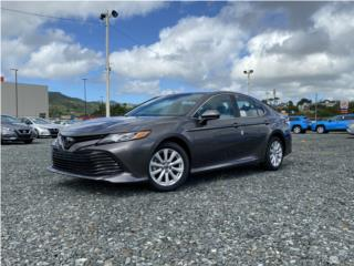 2020 Toyota Camry LE - Charcoal , Toyota Puerto Rico