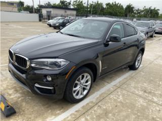 X6 2016 Poco millaje extra clean , BMW Puerto Rico