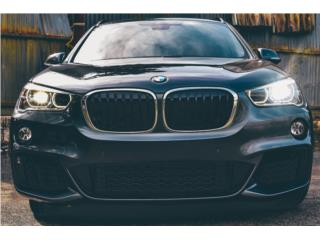X1 M-sport Package, BMW Puerto Rico