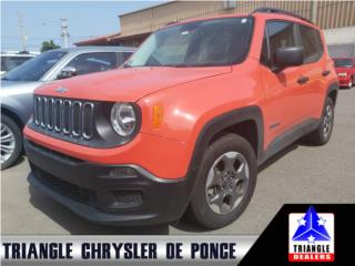 2017 Jeep Renegade Sport, T7G67550, Jeep Puerto Rico