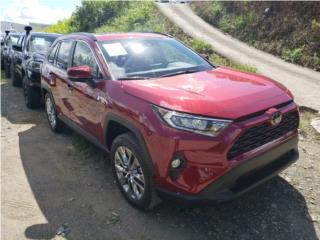 TOYOTA RAV4 XLE 2020/GARANTIA DE POR VIDA, Toyota Puerto Rico