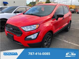 FORD ECOSPORT 2018!!!, Ford Puerto Rico