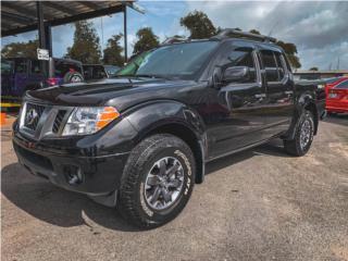 NISSAN FRONTIER PRO4X 2018/ EQUIPADA FABRICA!, Nissan Puerto Rico