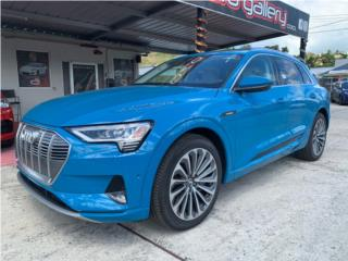 2019 AUDI E-TRON MODELO PRESTIGE 2 MIL MILLAS, Audi Puerto Rico