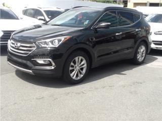 2017 SANTA FE SPORT 0 PRONTO 383 MENSUAL , Hyundai Puerto Rico