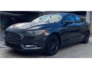 FORD FUSSION S 2018 PARA EL EJECUTIVO!!!, Ford Puerto Rico