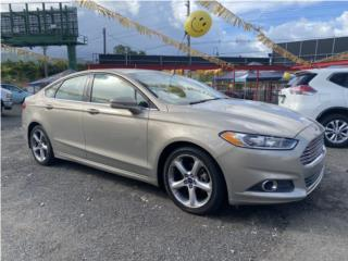 Ford Fusion 2015, Ford Puerto Rico
