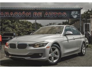 BMW 320i 2013 Turbo , BMW Puerto Rico