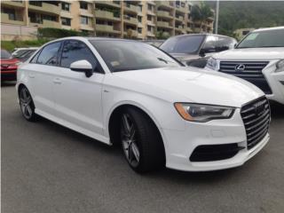 A3 S Line super nuevo, Audi Puerto Rico