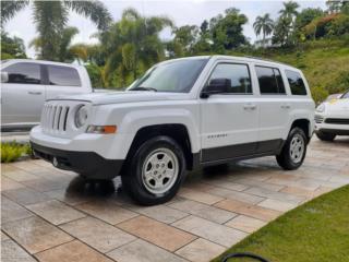Jeep Patriot nitida camara en reversa, Jeep Puerto Rico