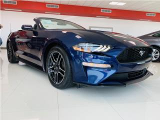 Ford Mustang 2019 convertible , Ford Puerto Rico