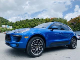 Porsche Macan S, Porsche Puerto Rico