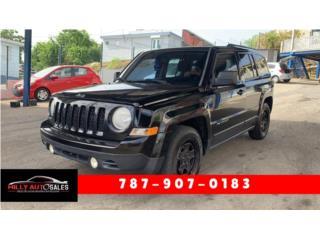 Jeep Patriot, 2014 aut., Jeep Puerto Rico