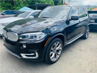 BMW X5 X DRIVE 3.5I 2017 POCO MILLAJE, BMW Puerto Rico