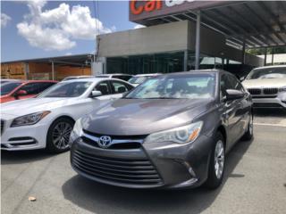 2016 TOYOTA CAMRY HYBRID SDN , Toyota Puerto Rico