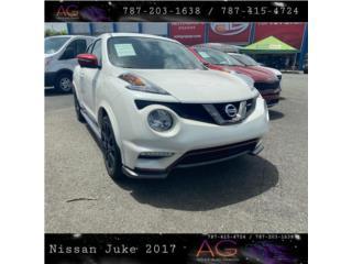 **NISSAN JUKE NISMO 2017**, Nissan Puerto Rico