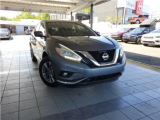 183526, Nissan Murano SL 2017, Nissan Puerto Rico