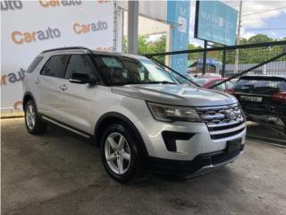 2018 Ford Explorer XLT FWD , Ford Puerto Rico