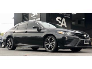 2018 Toyota Camry SE • Oferta: $277 mens, Toyota Puerto Rico