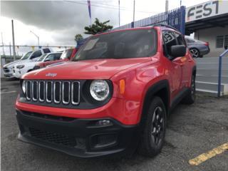 JEEP RENEGADE  2017, Jeep Puerto Rico