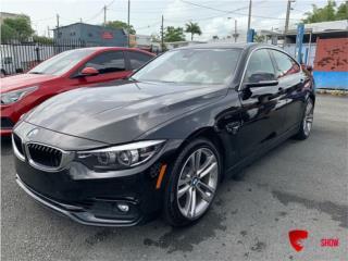 BMW 430 2019, Pago aprox $599, BMW Puerto Rico