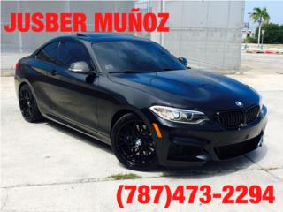 BMW M 235 i PERFORMANCE PACKAGE , BMW Puerto Rico