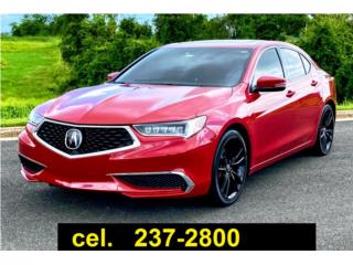 2019 Acura TLX int leather s/roof , Acura Puerto Rico