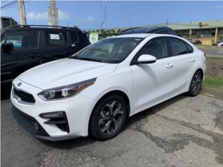Kia Forte 2020, Kia Puerto Rico