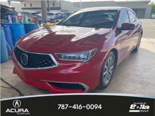Acura TLX Luxury 2018, Acura Puerto Rico