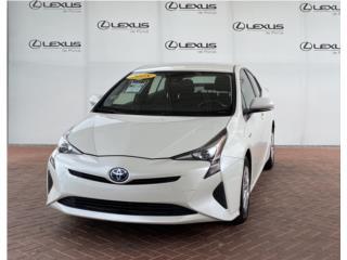 PRIUS 2018 | CERTIFICADO, Toyota Puerto Rico
