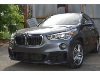 X1 2017M- package, BMW Puerto Rico