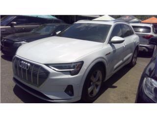 E-TRON Blanca Perla, Audi Puerto Rico