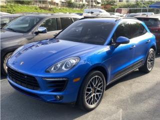 PORSCHE MACAN-S 2015 45k millas AWD $40,995, Porsche Puerto Rico
