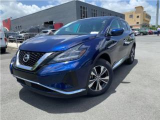 MURANO 2019 S CON 5,000 MIL DE BONO NUEVA , Nissan Puerto Rico