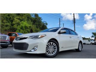 Avalon 2013 Limited, Toyota Puerto Rico