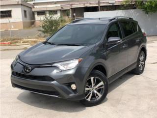 TOYOTA RAV-4 XLE 2018 ¡ESPECTACULAR!, Toyota Puerto Rico