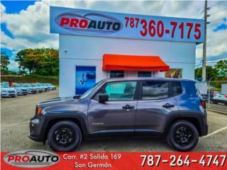 JEEP RENEGADE 2019 COMO NUEVA, Jeep Puerto Rico