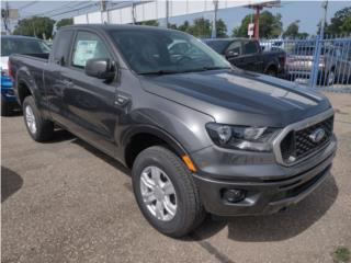 Ford Ranger 2020 XLT cab 1/2 magnetic, Ford Puerto Rico